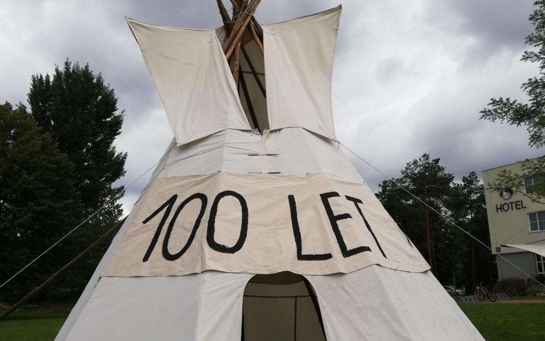 Zahájení skautského roku a Oslavy 100 let
