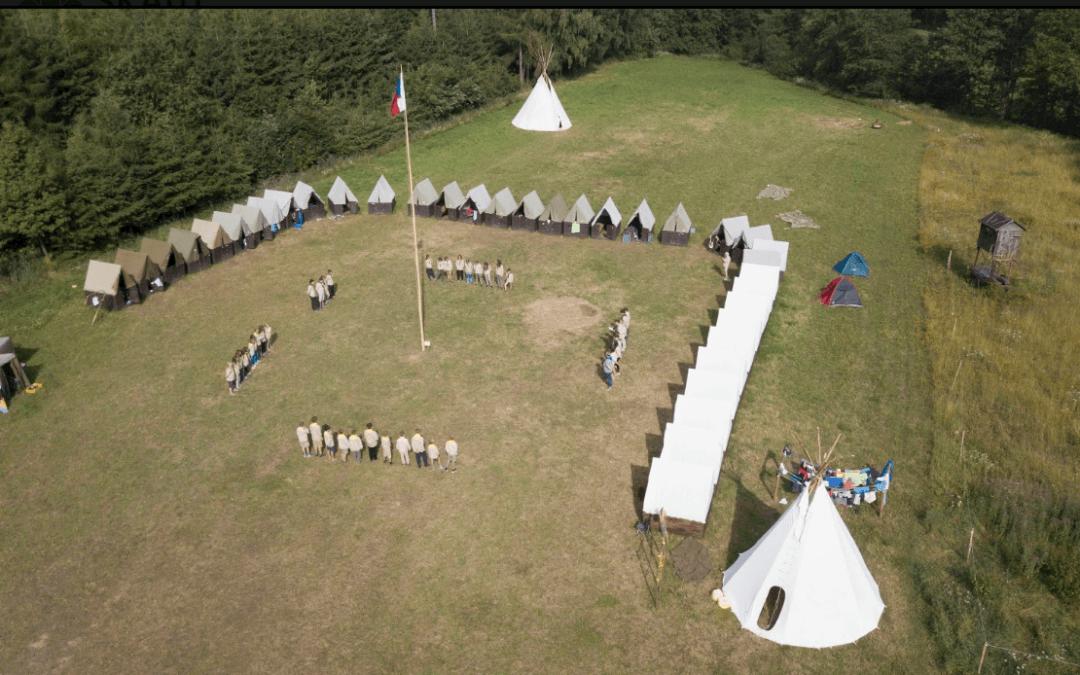 Skautský tábor Štipoklasy